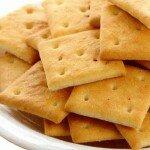 солёное печенье